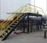 Resistente y duradero de la escalera de FRP anchos de vía chirrido