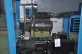 8 staaf, compressie 22 kW, SPM140Y In twee stadia & de luchtcompressor Met dubbele frekwentie van de Schroef van de Omschakelaar van de omzettings Permanente Magneet