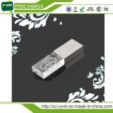 Flash promozionale del USB dell'azionamento di cristallo di bambù della penna, azionamento del USB dell'OEM, USB personalizzato