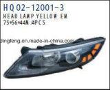 자동차 부속 KIA 최적 조건 K52011를 위한 맨 위 램프 적합. OEM: 92101-2t320/92102-2t320