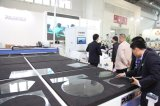 El CNC controla la alta máquina automática del corte del vidrio