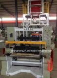 Machine à grande vitesse d'extrudeuse de rebobinage automatique