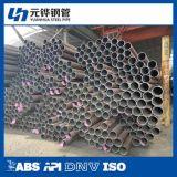 Tubos de acero no aliados para el transporte del agua