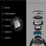 3G GPS Slim Mobiel Horloge met Bluetooth (X3)