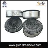 Refletir a luva revestida de alumínio da fibra de vidro da luva