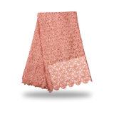 Tissu de lacet de 2017 modes pour des vêtements et des femmes