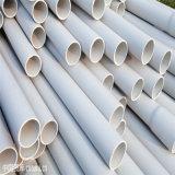 Tubos plásticos estándar métricos para los tubos de alta presión del PVC del pegamento para el agua
