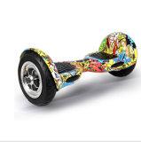 10pouces hot vendre Scooter électrique 2 roues scooter auto moteur d'équilibrage