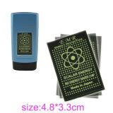 2016 Etiqueta Cool Anti-Radiation Cell Phone, etiqueta protegida contra radiação mais barata do fornecedor de Guangzhou