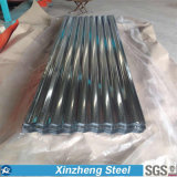 Colore o nessun colore galvanizzato coprendo strato, tetto d'acciaio dello zinco dalla Cina