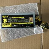 1850W Stromversorgung für 6 GPU Eth Btc Ethereum Antminer S7 S9 T9 für Bergbau
