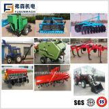 4WD 75HP, 55kw de Tractor van Agriculatural met Cabine