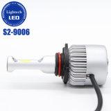 S2 baratos COB 36W 4000LM LED Bombillas H1 H3 H4 H7 H11 9005 9006 S2 Faro de LED para el coche y moto
