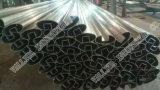 El tubo de la ranura de acero inoxidable