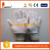 Ddsafety 2017 100% Bleach Cotton / Interlock Work Glove