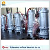 De anti Corrosie die van de Slijtage tegen Pompen de Met duikvermogen van het Afval van het Roestvrij staal verzetten zich