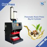 Machine à haute pression de presse de la chaleur de colophane d'extracteur de pétrole
