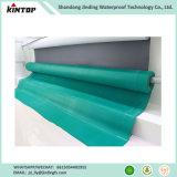 Membrana d'impermeabilizzazione dello strato del PVC che è resistente all'acqua