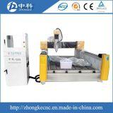 Máquina de grabado de mármol del CNC y precio de piedra del ranurador del CNC