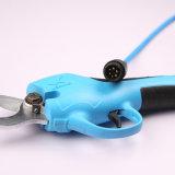Профессиональные электрические подрежа ножницы с батареей Li-иона