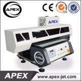 Maschine des neuer UVdrucker-Tischplatten-lederne Drucker-UV4060