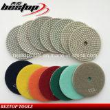 Diamond конкретные шлифовки инструмента для конкретных/плитками Тераццо/гранитом и мрамором/эпоксидный клей для полировки пола