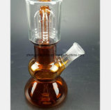 زجاجيّة دخان أنابيب من مزدوجة [بروون] مرشّح شجرة إلتواء