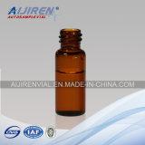 8mm Screw Thread Amber Glass Vial mit Cap und Septa