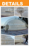 الصمام الأحداث الإضاءة نفخ المنتج نفخ خيمة للمعرض