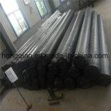 ASTM Geomembrana HDPE de 2,5 mm para vertederos Pond Liner de camarón con el precio de fábrica del fabricante
