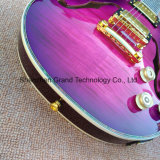 F buracos Custom Lp Corpo Semi-Hollow guitarra eléctrica (BPL-567)
