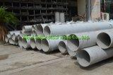 Pipe inoxidable chaude d'acier pour béton armé de Saled 304L