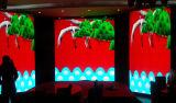 Affichage vidéo polychrome d'intérieur de P3 DEL