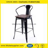 Более дешевый стул штанги металла цены высоко классицистический используемый коммерчески