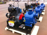 Auto de esgoto de lixo de ferragem da bomba de água do motor Diesel
