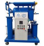 Vacío de una sola etapa purificador de aceite de transformadores de aceite como máquina de limpieza