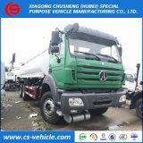 頑丈なBeiben 18cbm~20cbmの燃料タンクのトラック18000L-20000Lオイルの輸送のトラック
