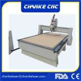 Ck1325 Aluminium Profile 3kw Wooden Door / Furniture Machine de travail en bois