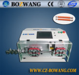 Bozhiwang ha automatizzato la macchina di spogliatura e di taglio per (grande cavo)