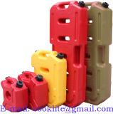 Jerry en plastique Huile d'eau Pack peut le réservoir de carburant diesel portable pour Moto VTT SUV Voiture