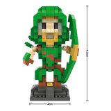 아BS 아이 10243165를 위한 지능적인 장난감 빌딩 블록 교육 장난감