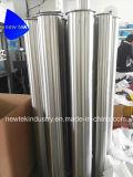 Carrete Tri-Clamp columnas con hielo seco el manguito SS304
