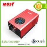 低周波のための220VACハイブリッド太陽インバーターへの12VDCのため