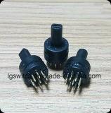 Équipement de haute qualité jouet électrique de la machine de 9 mm de commutateurs rotatifs