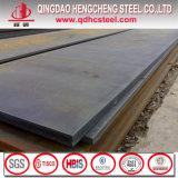 ASTM A514 A517 A572gr. 50/60 de placa de aço laminada a alta temperatura de liga