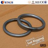 Aleación de acero forjado anillo redondo