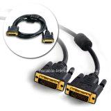 Estándar de OFC Dule Link Cable DVI