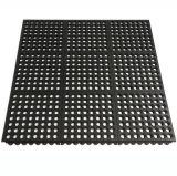 台所ゴム製マット、抗菌性の床のマット、研修会のフロアーリングのマット