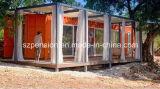 Buona festa dell'installazione rapida con la Camera mobile/villa prefabbricate/prefabbricate del contenitore