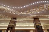 Illuminazione di progetto del villaggio dell'hotel